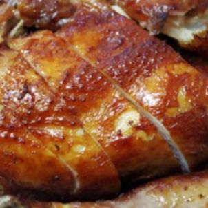 庄园农夫烤鸡