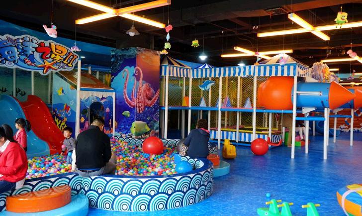 巨龙游乐儿童乐园加盟