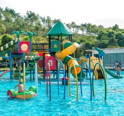 海星宝宝水上儿童乐园