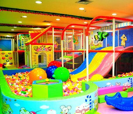 newleshi儿童乐园