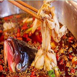 鱼司令我家酸菜鱼火锅