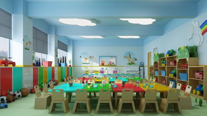 唐纳幼儿园加盟