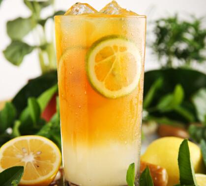 挞柠柠檬茶