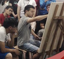 方圆艺术教育