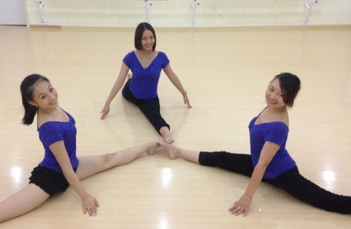 阎岭舞蹈教育加盟
