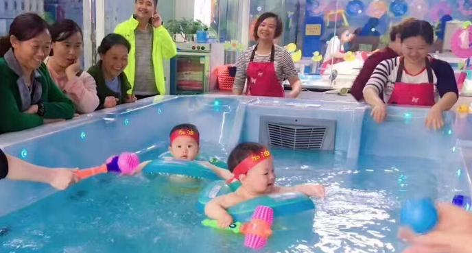思芭宝婴儿SPA游泳馆加盟