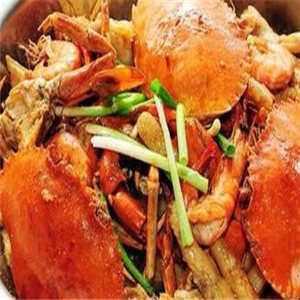 蟹逅煲肉蟹煲