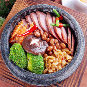 吉祥石锅饭