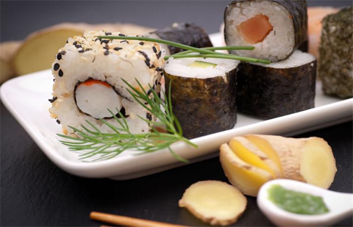 恒道寿司紫菜包饭加盟