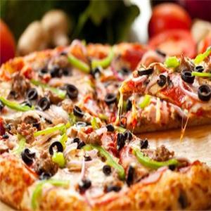 番茄树意大利创意披萨