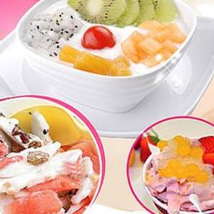 雪觅韩式炒酸奶