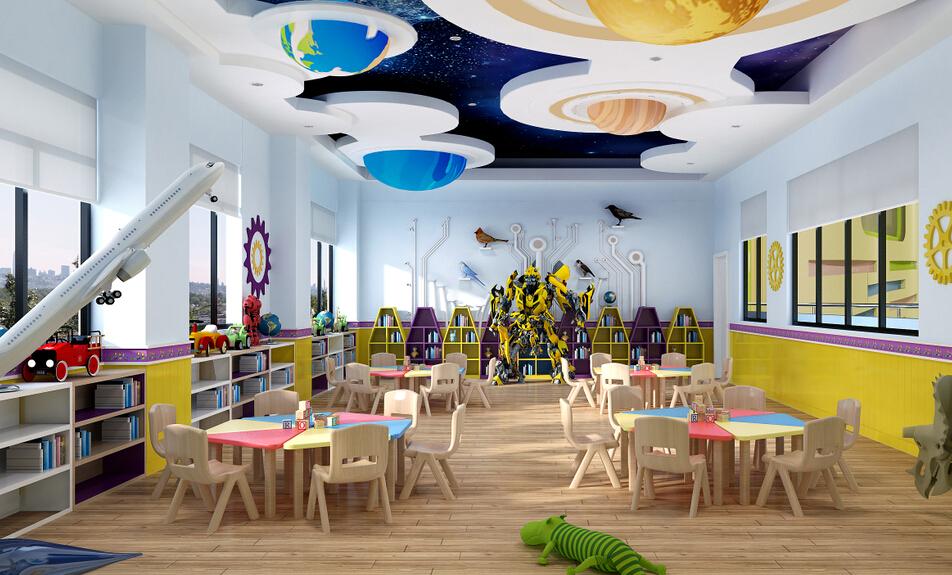 欧顿幼儿园科技探究园加盟