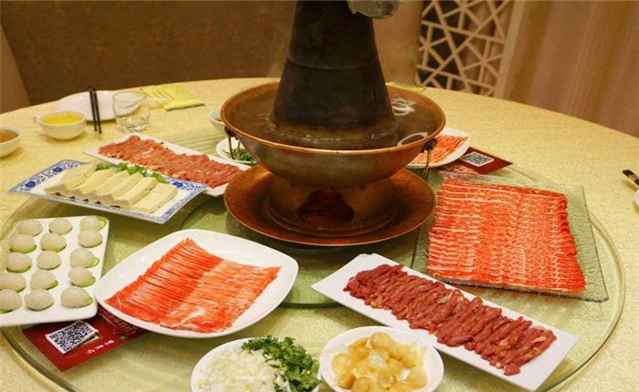 仰记老北京热气涮羊肉火锅加盟