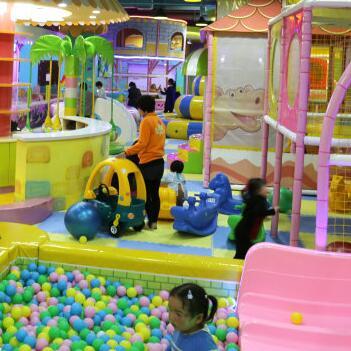 洋宝宝儿童游乐园商家图片