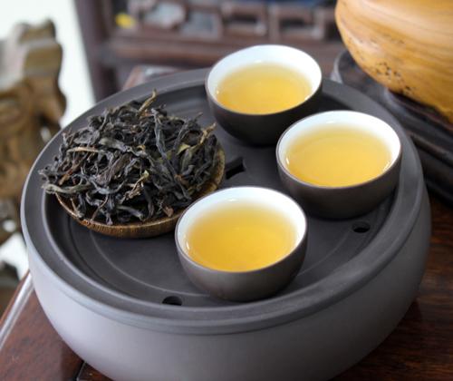 凤凰水仙茶