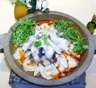 老屋石锅鱼