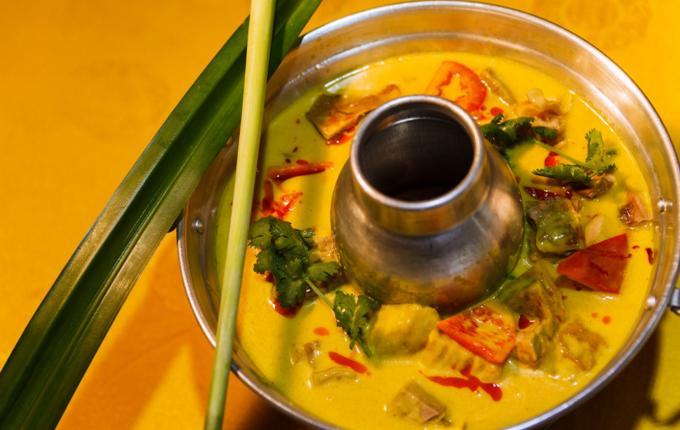 黄岐泰国菜加盟