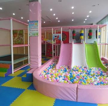 糖果亲子乐园