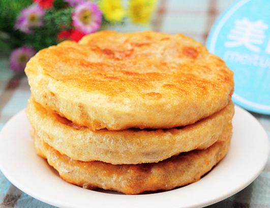 牛庄巴西馅饼加盟费大庆美食展图片