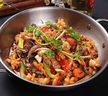 上海麻辣香锅