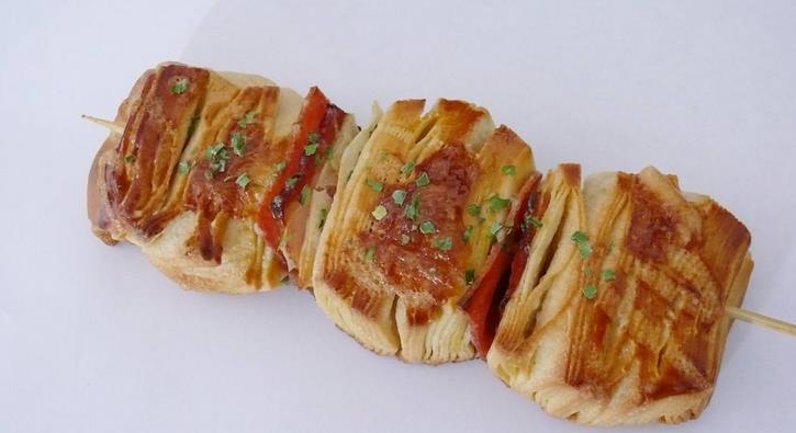 华福面包加盟