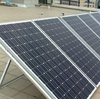汉膜太阳能发电