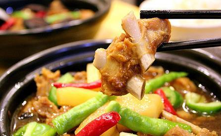 冯掌柜黄焖鸡米饭加盟