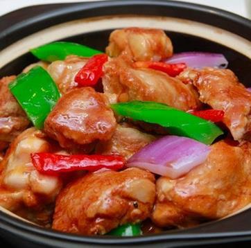 冯掌柜黄焖鸡米饭