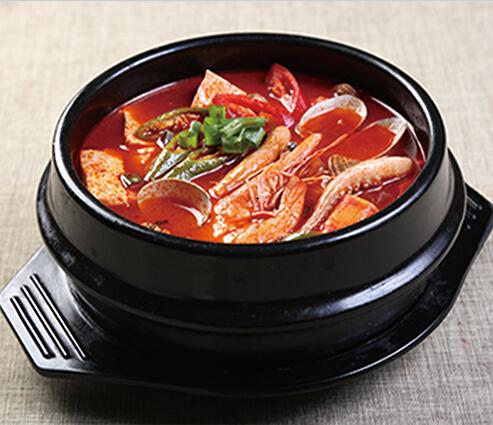 食有石趣石锅拌饭