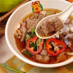 盛合园牛肉汤