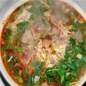 六千牛肉汤