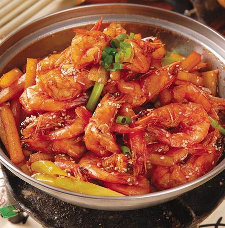 吉派香辣虾