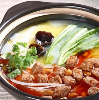 万里金汤砂锅
