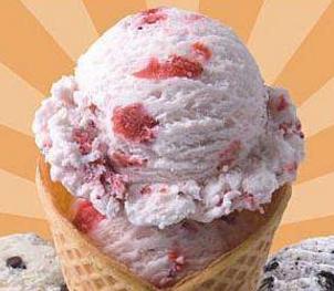 TCBY冰淇淋