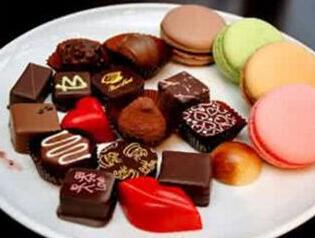 甜蜜森林甜品