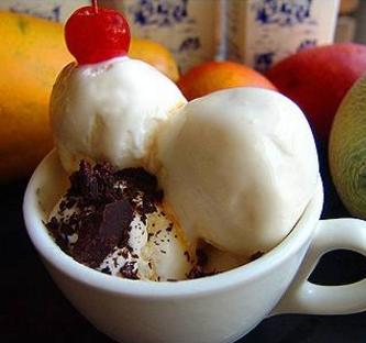 冰柠公主冰淇淋