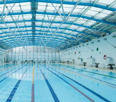 上水科技游泳馆