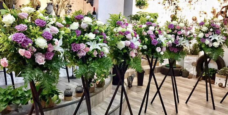 2018夏季开一家花店前景怎么样?