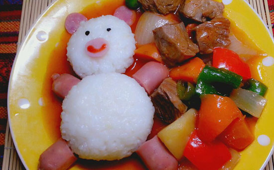 米客牛肉饭