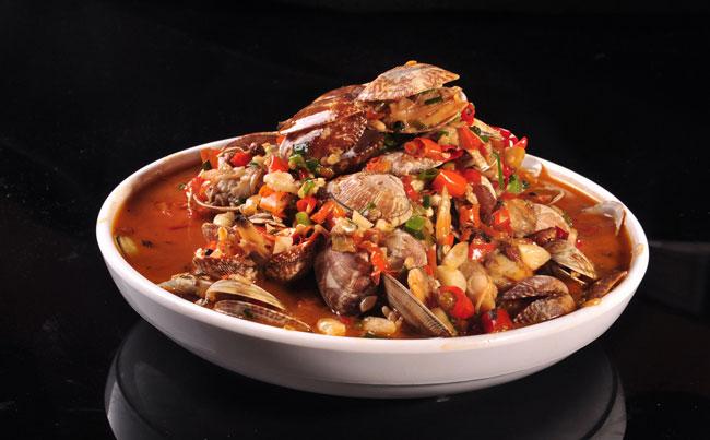 酱厨哥肉蟹煲好吃吗