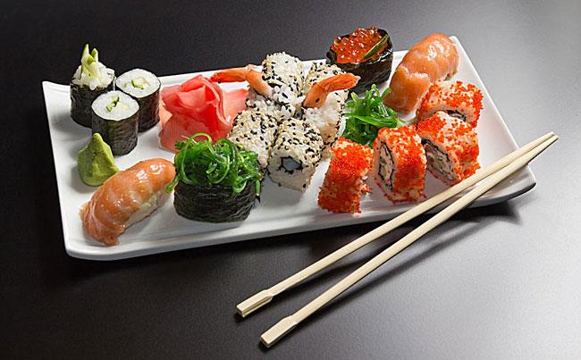 食米司寿司