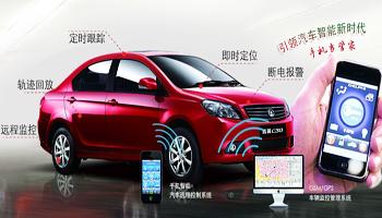 车永俊智能手机控车系统