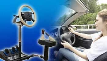 学驾宝智能汽车驾驶训练机