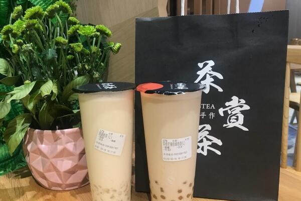 茶赏茶加盟详情
