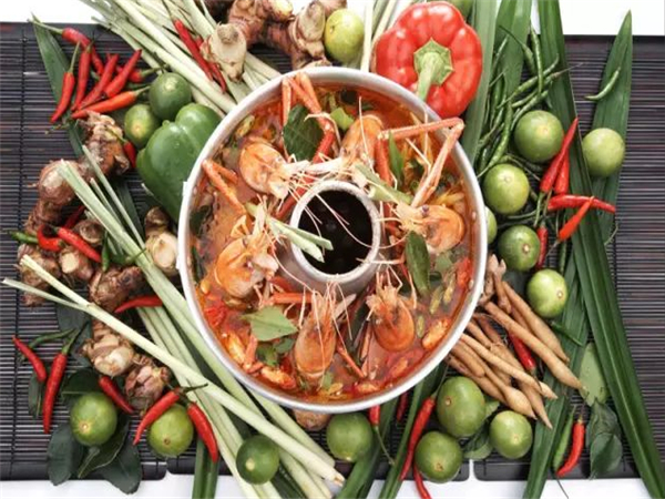 泰果东南亚餐厅加盟详情