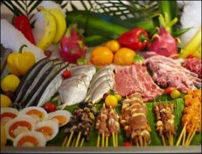 观宴海鲜自助餐厅