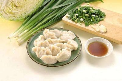 大肚腩水饺