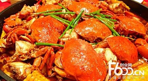 春哥肉蟹煲