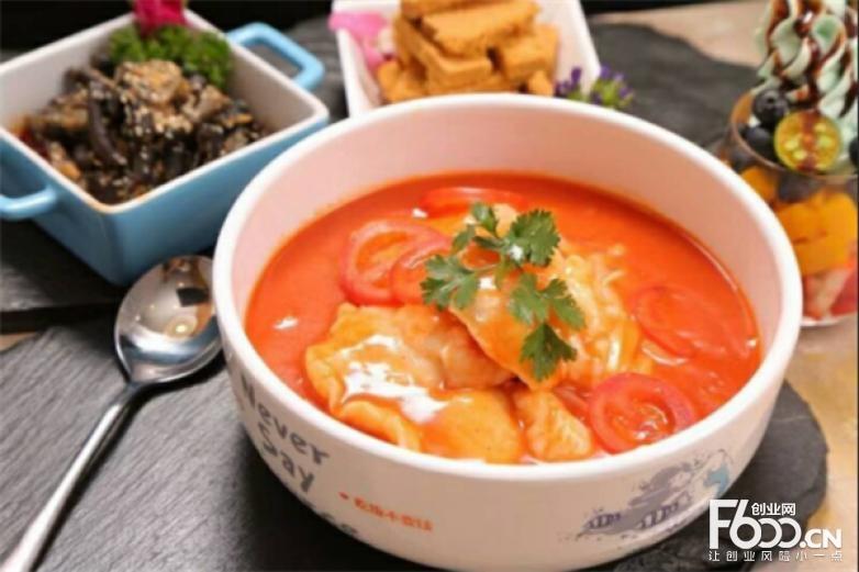 午光食色酸菜鱼米粉