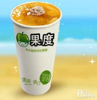 果度奶茶加盟